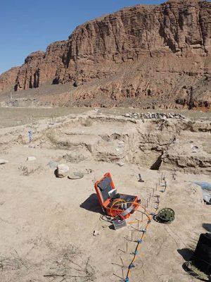 Archaeogeophysical Investigations